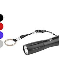 sourire de requin ss-5009A mini-1-Mode LED Flashlight (1xAA, couleurs assorties)