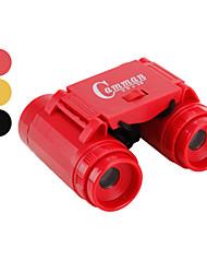 2.5x26 binoculares portátiles mini para niños (3 colores disponibles)