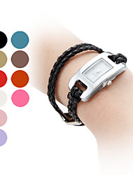 Women's Watch Bohemian Braided Rope Cool Watches Unique Watches Fashion Watch