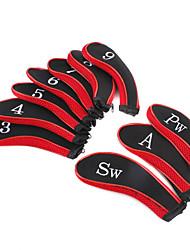 Golf-Hüllen von (9-teilig, 3 Farben erhältlich)
