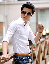 Herren-Mode für den Sommer beiläufige dünne Shirt