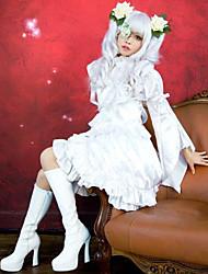 Rozen Maiden Kirakishou Weiß Cosplay