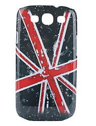 Union Jack Pattern for Samsung Galaxy S3 I9300 (Multi-Color)