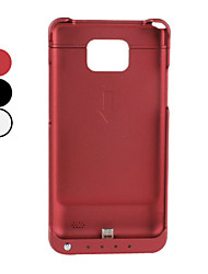 caixa de bateria externa com suporte para i9100 Samsung Galaxy S2