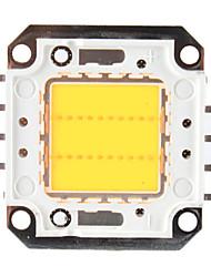 DIY 20W 1600-1800LM Warm White Light LED Emitter (32V)