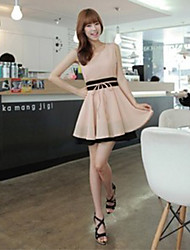 Summer Lady Round Dress