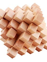 casse-tête disassemble remontage de reconstruire jouet puzzle en bois