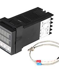 rex séries de temperatura pid controlador c100