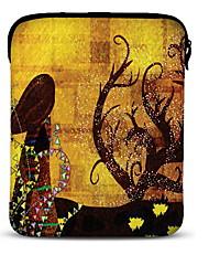 "Pintura a óleo 10 ""Sleeve Case para iPad Universal Tablet Galaxy Tab, Motorola Xoom"