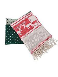beau coton avec foulard occasion modèle spécial / châle (plus de couleurs)