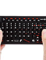 Mini Wireless 2.4G QWERTY Keyborad
