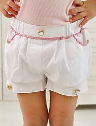Летом ребенок коротких штанишках