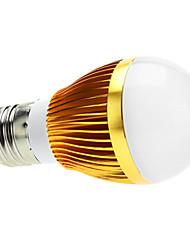 Dimbare E27 3000-3500K Witte LED-Bollamp