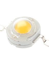 zdm ™ 1w 80-90lm 2850-3050k luz blanca cálida llevó emisores (3-3.2v, 20-pack)
