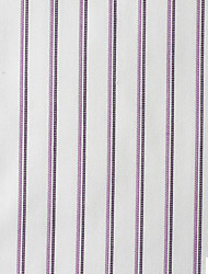 60% Cotton/40% Polyester Woven Yarn-Dyed Twill Stripes By The Yard (Many Colors)