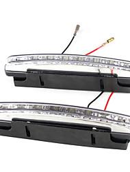 8 LED étanches E4 Feux de jour