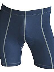 Jaggad Sous-Vêtements de Cyclisme Homme Vélo Sous-vêtement Shorts Sous-vêtements Shorts Rembourrés Bas Spandex Nylon RayurePrintemps Eté