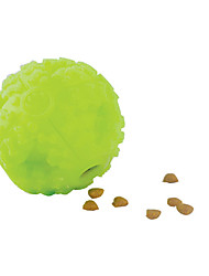 Noctilucent Green Ball for Dogs (7x7x7CM)