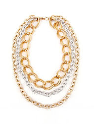 Women's Alloy Necklace Gift/Birthday/Party/Daily