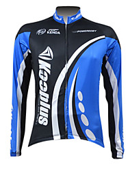 Kooplus 100% Polyester Cycling Jersey