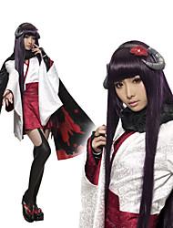 Inu X Boku Секретная служба Ririchiyo Shirakiin кимоно Косплей Костюм