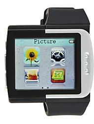 Di alta qualità 1.8inch Moda MP4 Watch 4GB