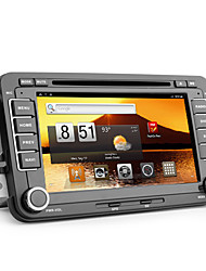 android 7 Zoll 2DIN Auto-DVD-Spieler für VW (kapazitiver Touchscreen, GPS, TV, WiFi, 3G)