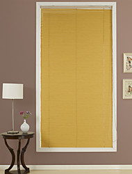 Pastoral Faux Wood Texture Blind