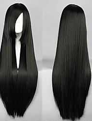 Nico·Robin Black Cosplay Wig