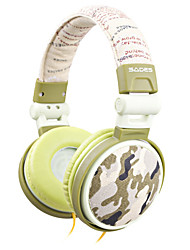 SADES SA-601 Music Headphones