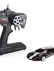 Mini-Z Firelap 1/28 2WD RC Ford GT with 2.4G Transmitter