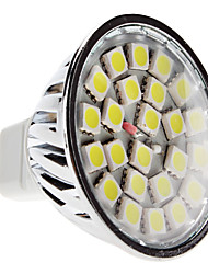 Focos MR16 GU5.3 5 W 24 SMD 5050 420 LM 6000K K Blanco Natural DC 12 V