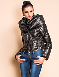 TS Layered Collar Padded Jacket (More Colors)