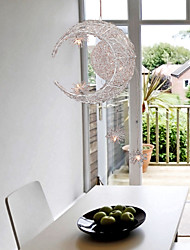 3 Pendant Light ,  Modern/Contemporary Globe Electroplated Feature for Mini Style Metal Living Room Dining Room Kitchen
