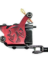 Machine Gun tatuaggio con 3 colori da scegliere
