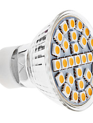3W GU10 / GU5.3(MR16) LED Spotlight MR16 29 SMD 5050 170 lm Warm White / Cool White AC 100-240 V