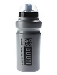 Cycling Sport Water Bottle - Silver Grey (500ml)