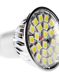 Spot Blanc Naturel/Blanc Froid MR16 GU10 5 W 24 SMD 5050 420 LM 6000K K AC 100-240 V