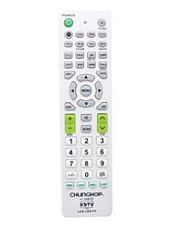 Chunghop Universial controle remoto multi-função para a TV