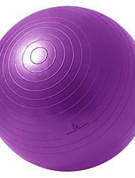 PVC Yoga Bola Diâmetro 75cm (cores aleatórias)