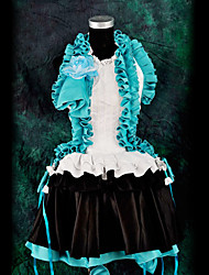 Vocalogenesis Hatsune Miku Cosplay Costume