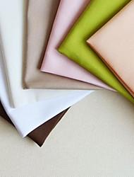"20"" Set of 6 Square Solid Color Cotton Napkin"