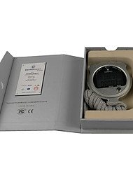 Silver Wearable Outdoor Stopwatch With Calendar Alarm Function