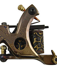 Damascus Steel Wire Cutting Tattoo Machine Gun Liner