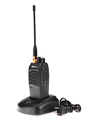 5W Professional Lion-battery two-way radio 400~480MHz 16-Channel