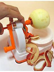 Aide de cuisine manuel fruits pomme poire tourner outil de gommage