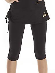Dancewear Viskose und Spandex Yoga Dance / Latin Dance Bottom For Ladies Mehr Farben