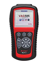 Autel® vag-505 obdii / eobd escáner de código de auto con pantalla en color TFT