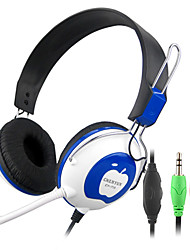 CY-715 Headphone with Microphone for Music