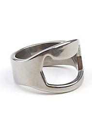 2.2cm style sur le ring finger mini-décapsuleur alliage